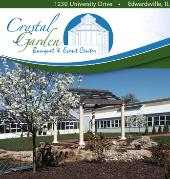 crystal garden anxiously awaits the chance to host your special event we offer you all the advantages of a family owned and operated business - Crystal Garden